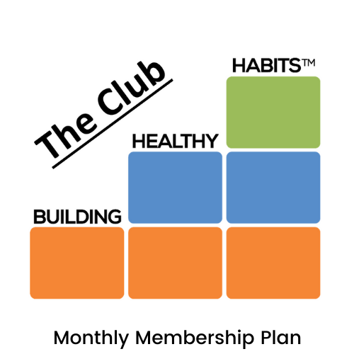 Building Healthy Habits Club